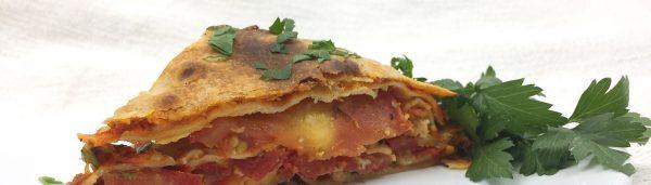 Dinkel Lasagne Wraps