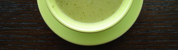 Kohlrabi Suppe