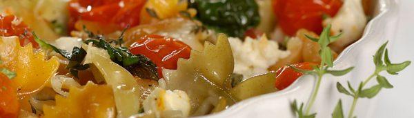 Gratinierte Nudel-Gemüse-Pfanne
