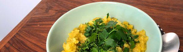 Indisches Blumenkohl Kartoffel Curry