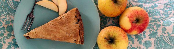 Apfel Zimt Tarte