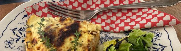 Kürbis Kartoffel Kuchen